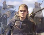 Legolas Greenleaf.
