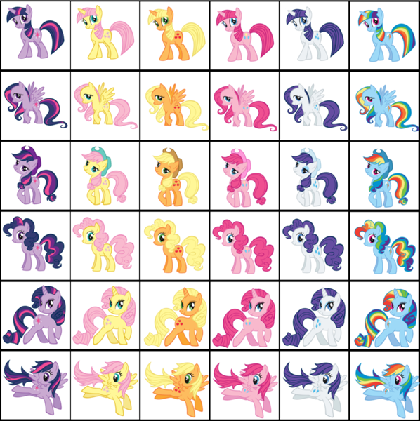 Juegos deMy Little Pony para pintar - Imagui