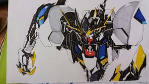 Gundam Barbatos by MK002