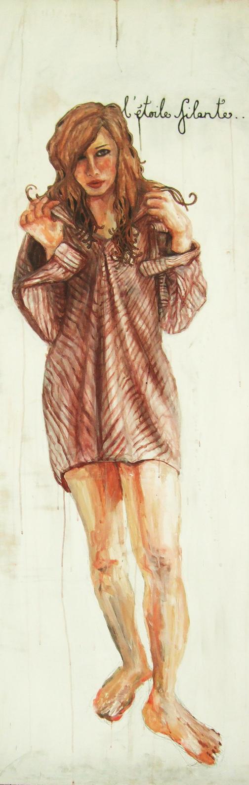 Psychic Caramel by Feev