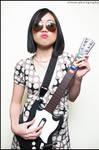 Guitar Hero, Baby by ena84