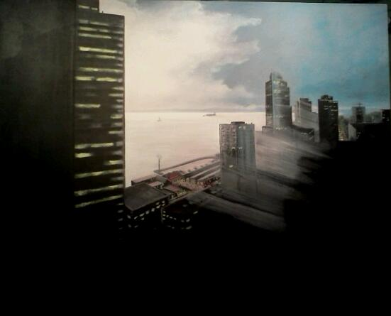 Elliott Bay by A-Nessessary-Studio