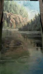 Still River by A-Nessessary-Studio