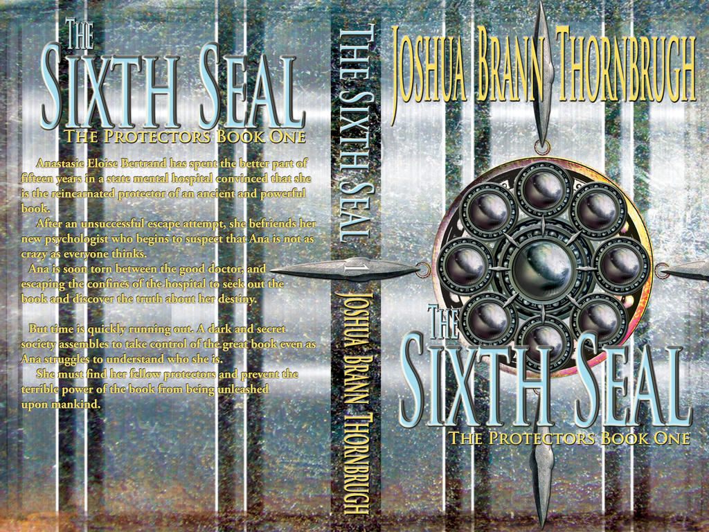 Sixth Seal Cover Art by A-Nessessary-Studio