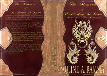 Katherine DeRion Cover Art by A-Nessessary-Studio