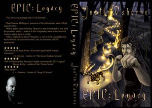 EPIC: Legacy Cover Art