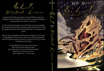 E.L.F. Blighted Leaves Cover Art by A-Nessessary-Studio