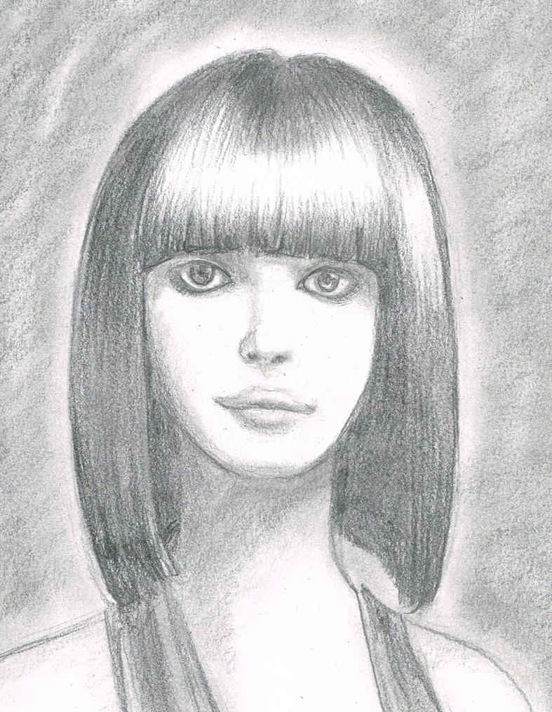 Pencil Portrait Round 2 by Engirish