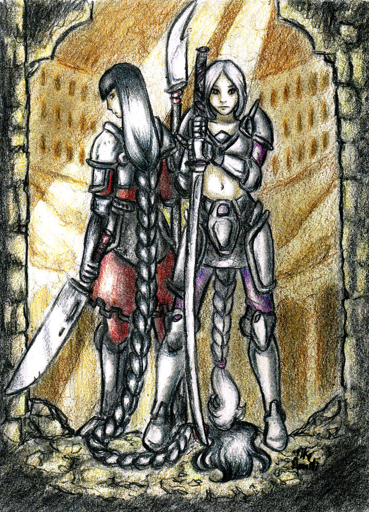 Two Knights by Engirish