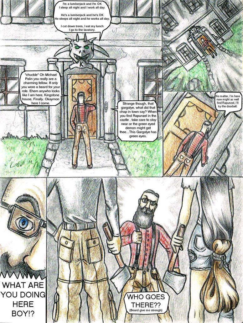 2nd Page Lumber-Chuck by Engirish