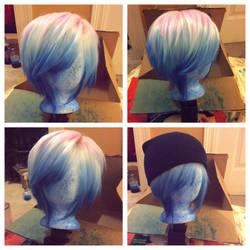 Chloe Progress 3 by xSeyx