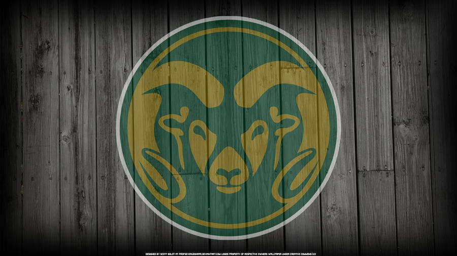 Colorado State Logo By ProfSeverusSnape