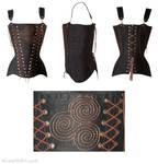 Newgrange corset