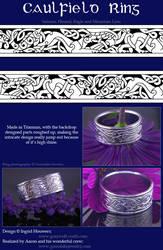 Caulfield Ring by Illahie