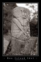 Boa Island Idol - Janus by Illahie