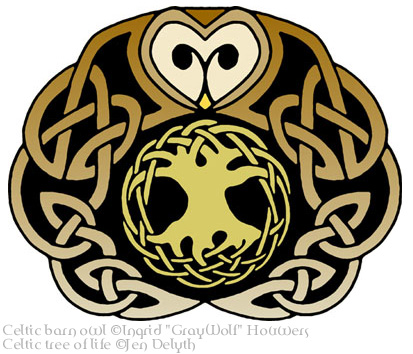 Celtic Owl Designs