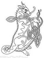 Teyr Dragon by Illahie