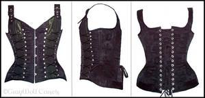 Joyce's corset by Illahie