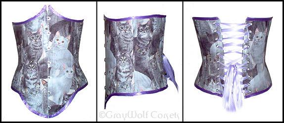 Kath's corset by Illahie