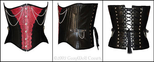 JohnnyK Corset :male:
