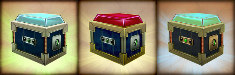 Items (chests)