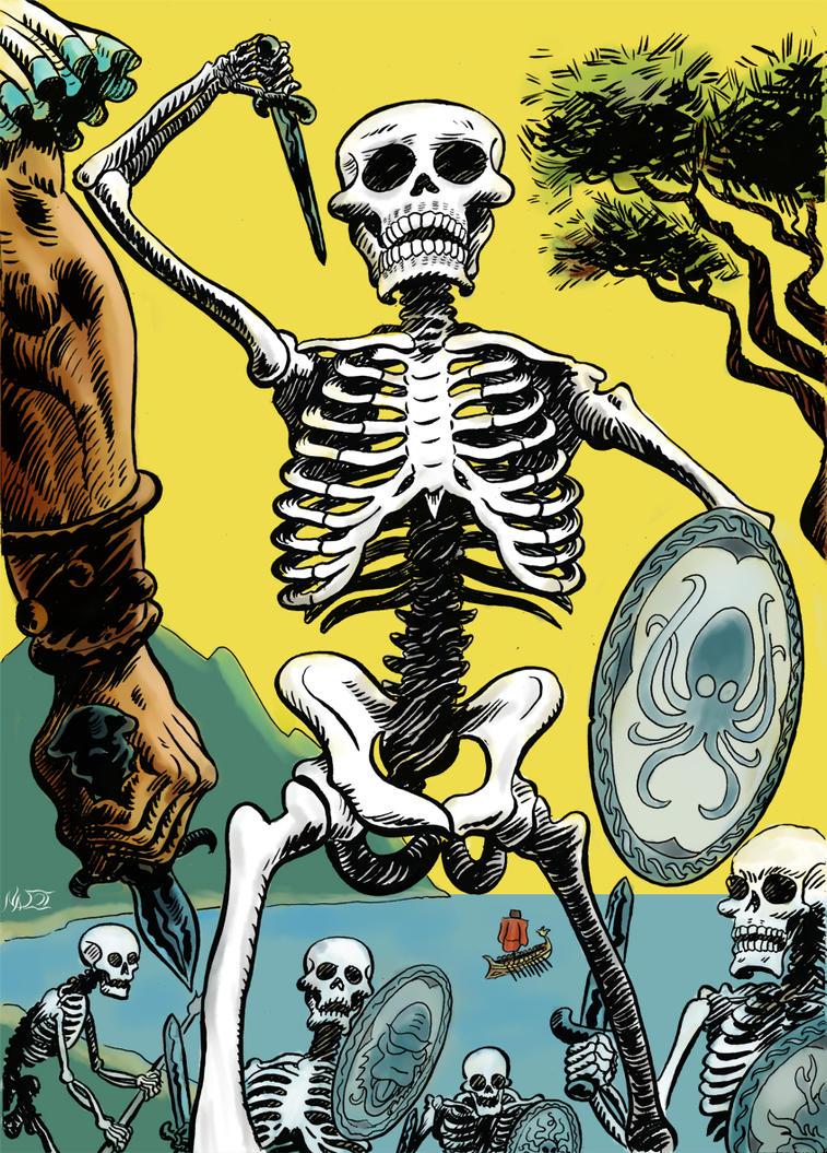 Jason and the Argonauts by nassosv48