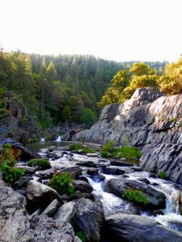 Indian Falls, CA Upstream