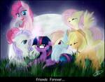 Friends forever~