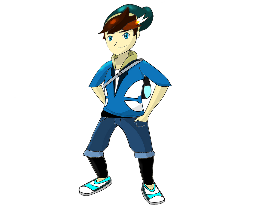 Trainer - Chad by SteveO126