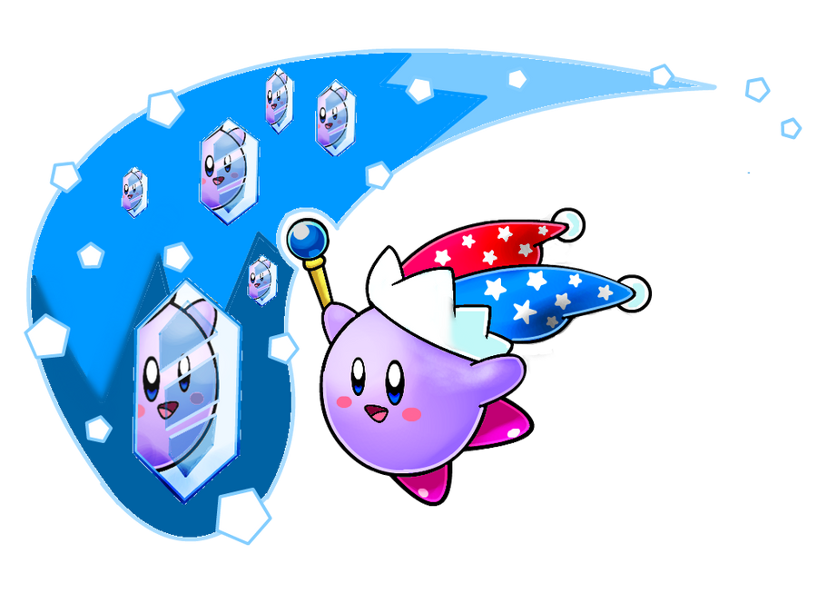 mirror kirby by steveo126 on deviantart