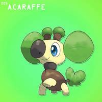 001: Acaraffe by SteveO126