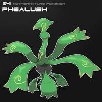 041: Phealush by SteveO126