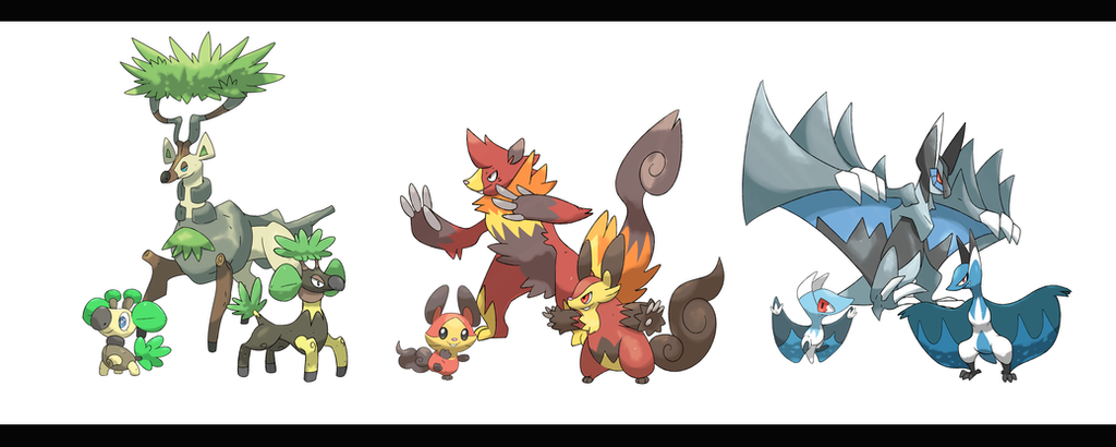 Pick Your Starter V2 by SteveO126