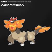 090: Agamagma by SteveO126