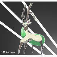 131: Anrovus by SteveO126