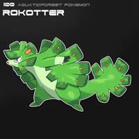100 Rokotter by SteveO126