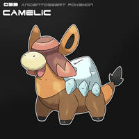 053: Camelic by SteveO126