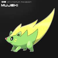 018: Mujeki by SteveO126