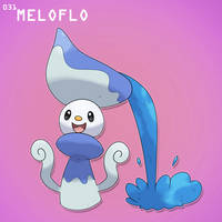 031: Meloflo by SteveO126