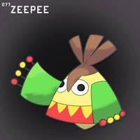 077: Zeepee by SteveO126