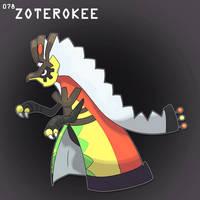 078: Zoterokee by SteveO126