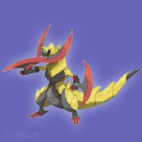 Mega Hax by SteveO126