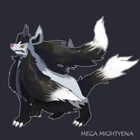 Mega Mighty by SteveO126