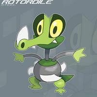 047 Rotordile by SteveO126