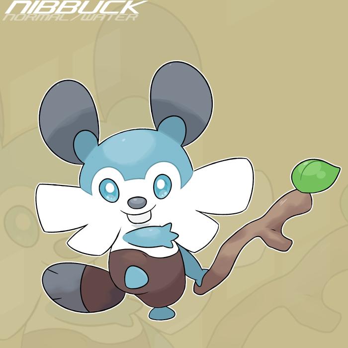 069 Nibbuck by SteveO126