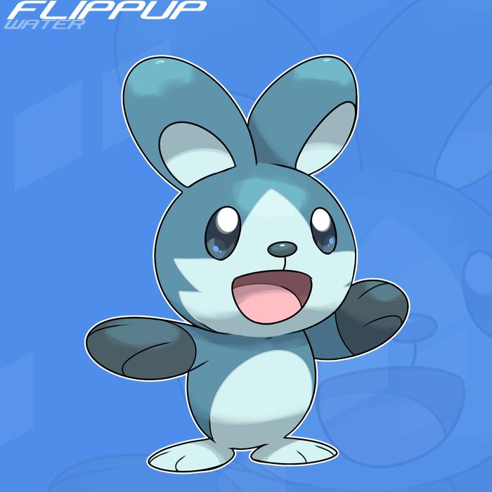 041 Flippup by SteveO126
