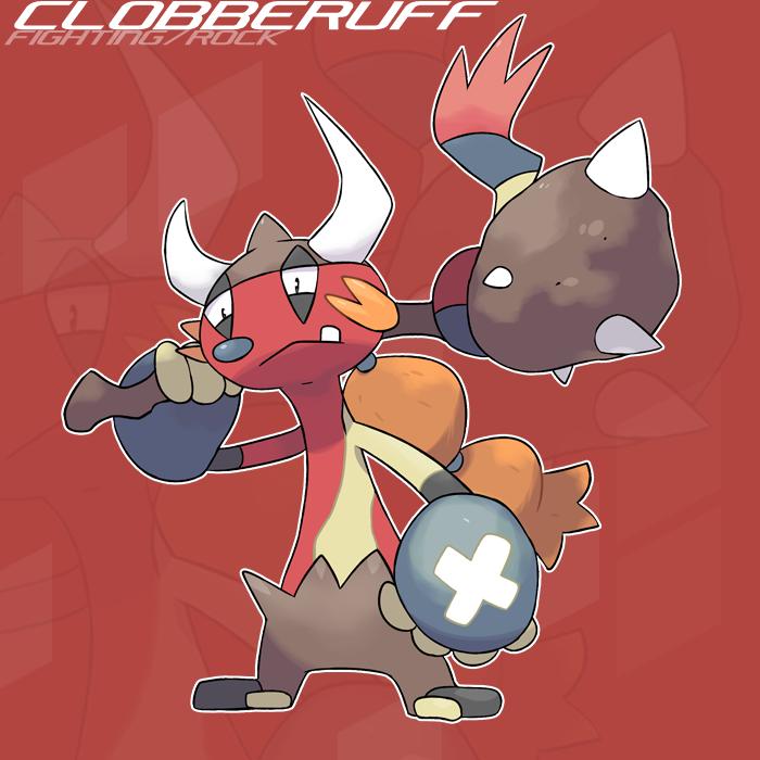 079 Clobberuff by SteveO126