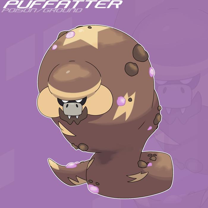 077 Puffatter by SteveO126