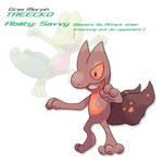 Treecko (Grim Morph)
