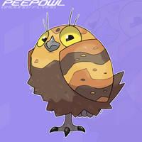 ??? Peepowl by SteveO126